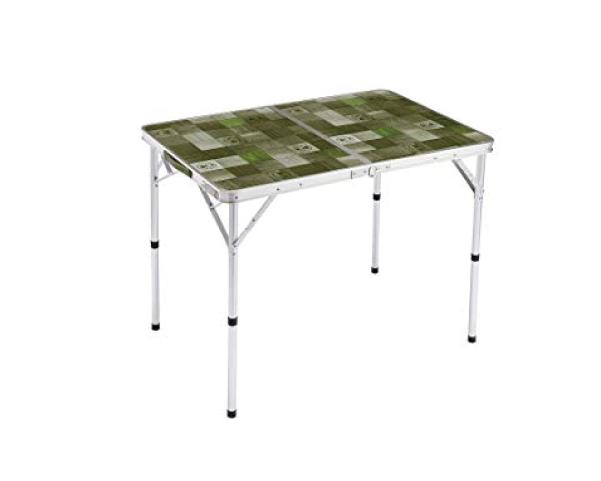 コールマン ナチュラルモザイクリビングテーブル 90 プラス